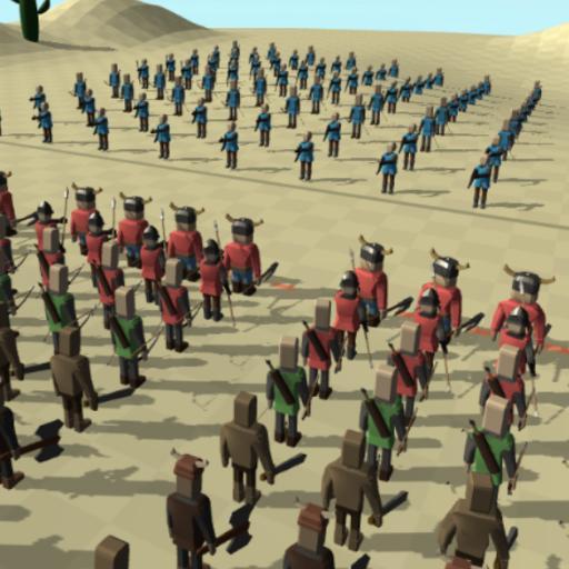 Çöp adam epik savaş simülatörü