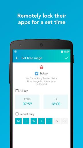 family locator, gps tracker&parental control screenshot 2
