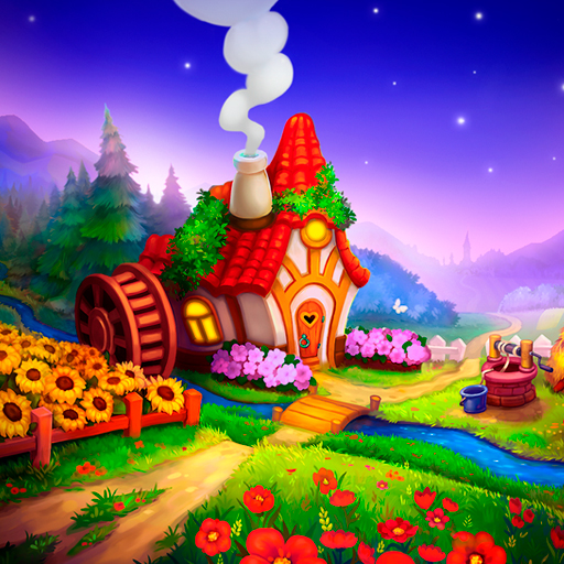 Royal Farm: Village life & quests with fairy tales