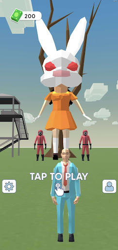 Squid Challenge - survival game apkpoly screenshots 3