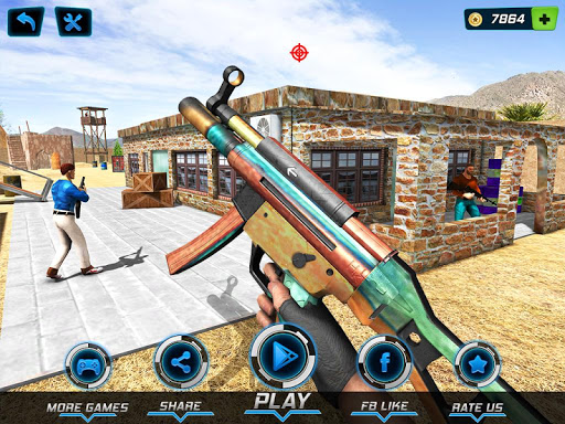 Combat Shooter 2: FPS Shooting Game 2020 1.6 screenshots 15