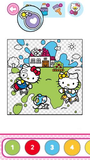 Hello Kitty Coloring Book  screenshots 13