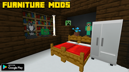 Minecraft Pe Furniture Mod Apk – Minecraft Furniture İndir GÜNCEL SÜRÜM 2021* 4