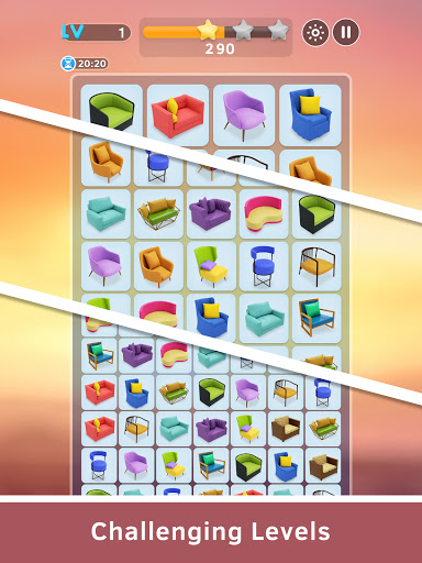 Onet 3D - Classic Link Puzzle  screenshots 15
