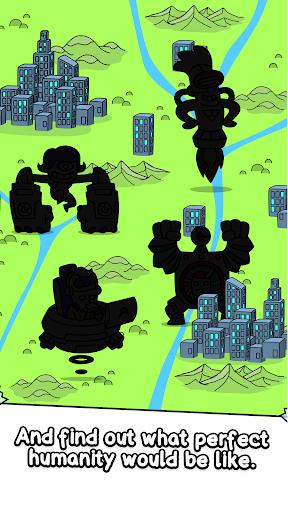 Human Evolution - Create your own Mankind!  screenshots 3