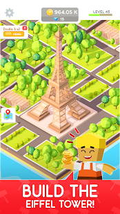 Idle Landmark Manager - Builder Game screenshots 11