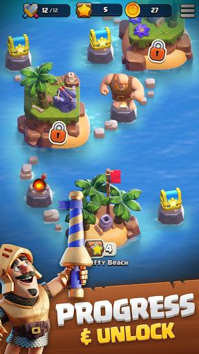 Télécharger Gratuit Clash Quest APK MOD (Astuce) screenshots 4