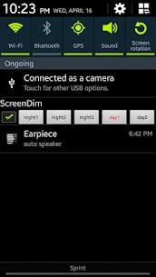 ScreenDim Full APK 3