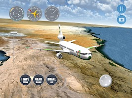 Airplane Dubai
