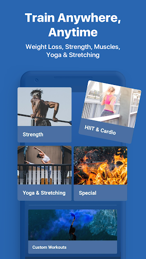 Fitify: Workout Routines & Training Plans 1.9.5 Screenshots 2