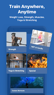 Fitify: Training Plans at Home (MOD, Pro) v1.9.13 2