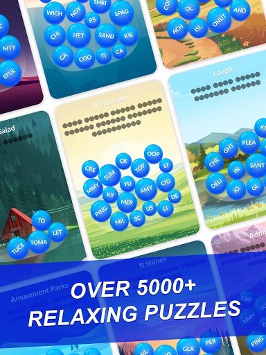 Word Serenity - Free Word Games and Word Puzzles  screenshots 19