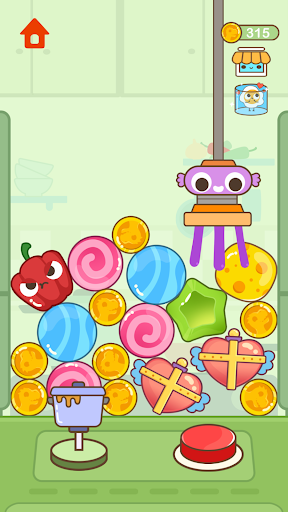 Dinosaur Claw Machine - Games for kids android2mod screenshots 20