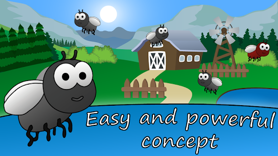 Fly Chaos - Insect Smasher 1.4.5 screenshots 1