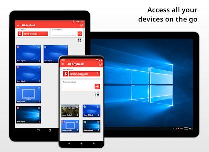 AnyDesk Remote Desktop APK 2022 5