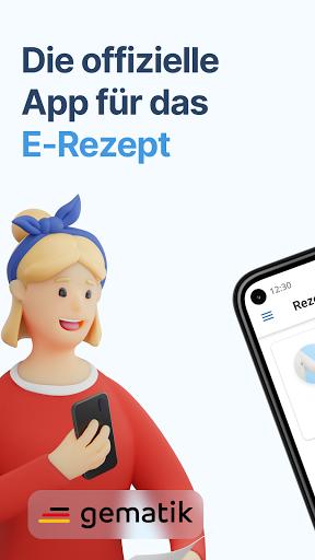 E-Rezept  screenshots 1