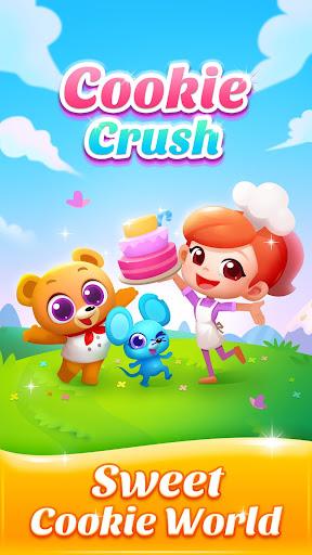 Cookie Amazing Crush 2020 - Free Match Blast 8.8.3 screenshots 8
