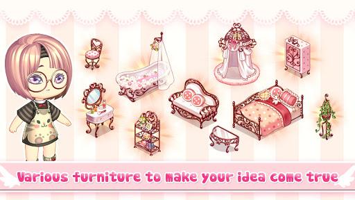 Kawaii Home Design - Decor & Fashion Game  Screenshots 7