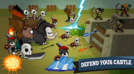 Fortress Defense: The Siege Mod Apk 1.43 (Lots of Diamonds) 1