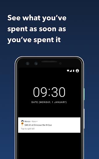Monzo - Mobile Banking modavailable screenshots 4