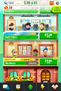 Cash Inc (MOD, Unlimited Money) 2
