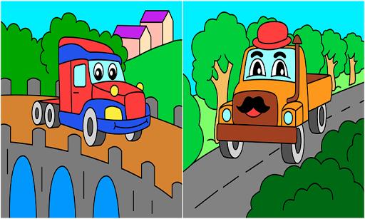 Painting cars. 1.0.12 screenshots 2