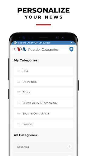 VOA News 4.2.2 Screenshots 6