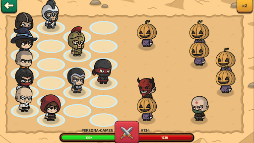 Raid Heroes: Sword And Magic 2.0.0 screenshots 5