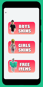 Skins For Roblox – Boys & Girls 7 Mod APK with Data 2