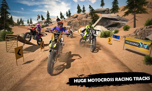 Trial Extreme Motocross Dirt Bike Racing Game 2021 1.5 updownapk 1