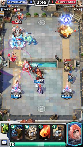 Champion Strike: Hero Clash Battle Arena  screenshots 8