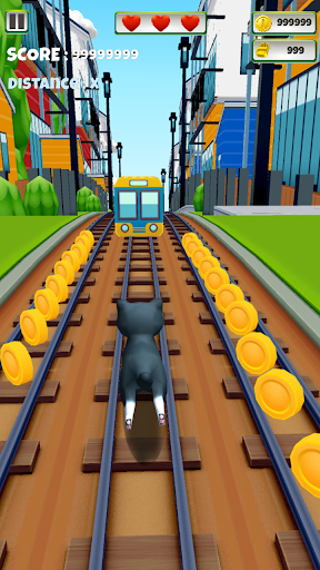 Cat Run 3D 2.0 screenshots 5