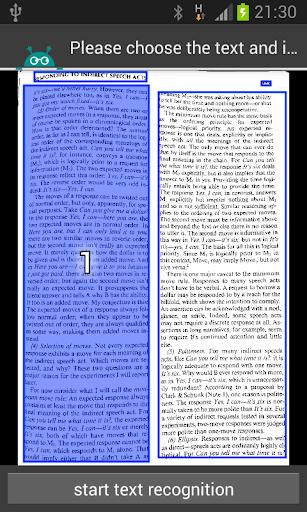Text Fairy (OCR Text Scanner) 3.1.8 Screenshots 1