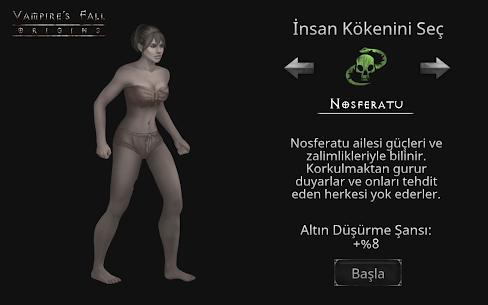 Vampire's Fall Origins RPG Hileli Apk Güncel 2021** 1