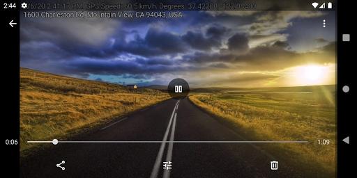 Droid Dashcam - Driving video recorder, BlackBox 1.0.74 Screenshots 2