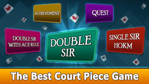 Court Piece - Rang, Hokm, Coat 5.9 screenshots 1