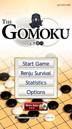 The Gomoku (Renju and Gomoku) 2.0.5 screenshots 6