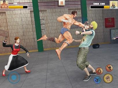 Ninja Superhero Fighting Mod Apk (Dumb Enemy/No Ads) 6