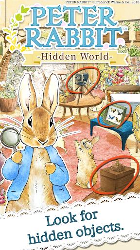 Peter Rabbit -Hidden World- 3.0.10 screenshots 1