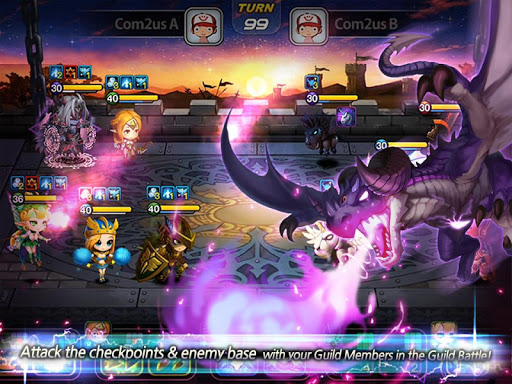 Wonder Tactics apkmr screenshots 6