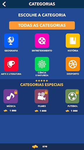 Super Quiz - Cultura Geral Portuguu00eas 6.10.5 screenshots 7
