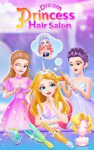 Princess Dream Hair Salon Apk İndir 3