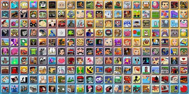 1 2 3 4 Player Mini Games - Single & Multiplayer 4 Screenshots 1