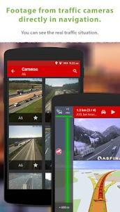 Dynavix Navigation, Traffic Information & Cameras 4
