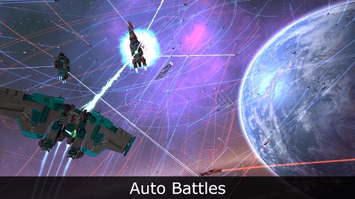 Stellar Wind Idle  screenshots 2