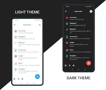 Creative App Wallpapers Ringtones v2.8 MOD APK 1