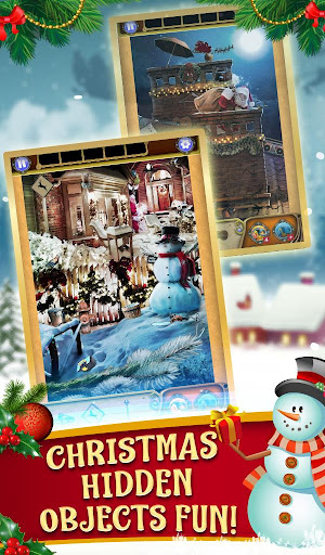 Christmas Hidden Object: Xmas Tree Magic 1.1.85b screenshots 1