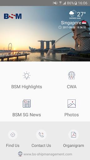 BSM SG Portal