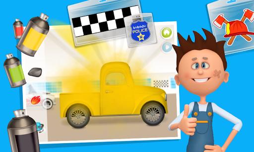 Mechanic Max - Kids Game apkslow screenshots 5