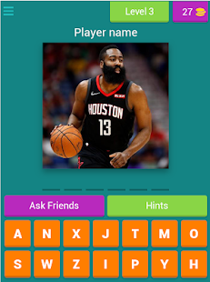 Guess The NBA Player